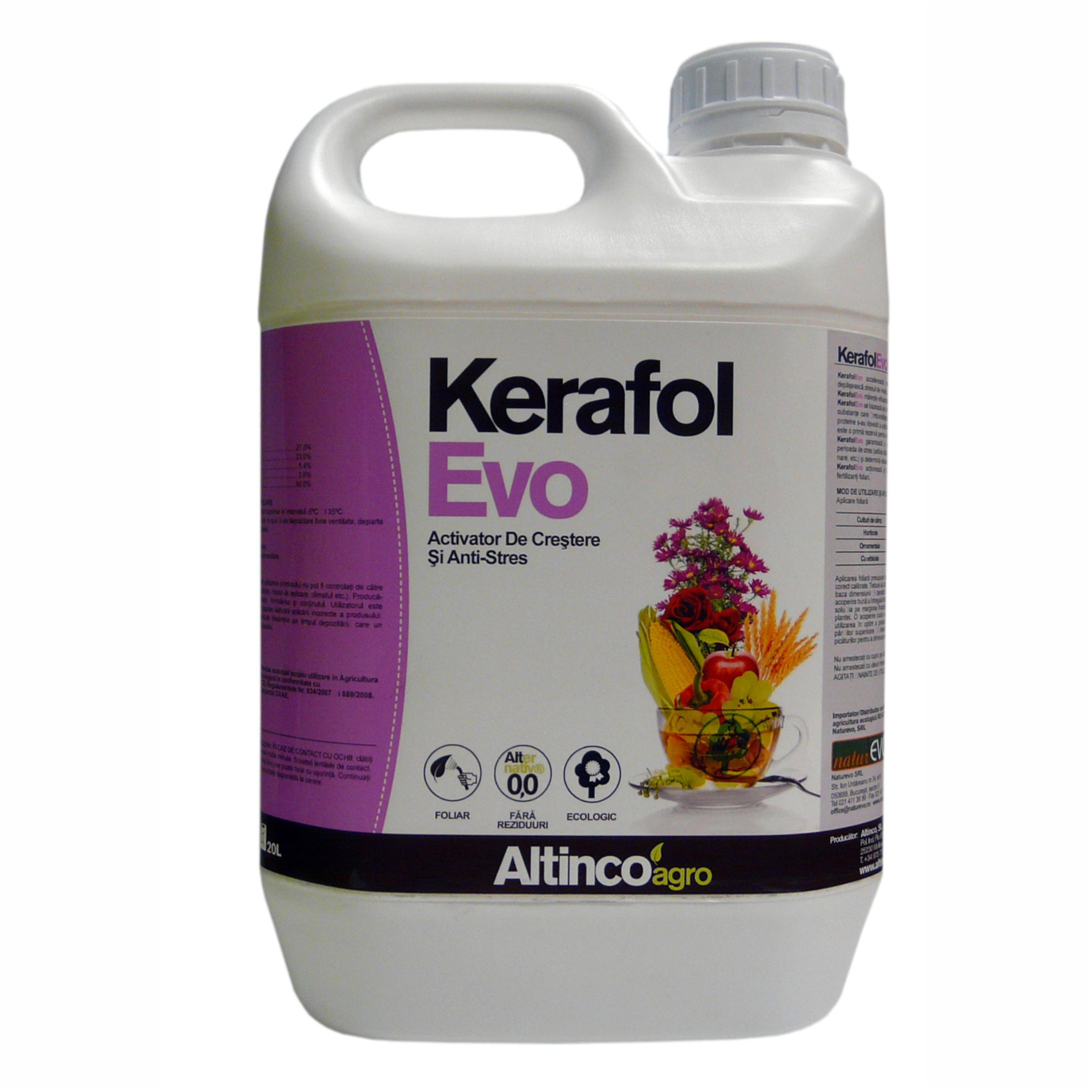 KERAFOL EVO - Activator de creştere