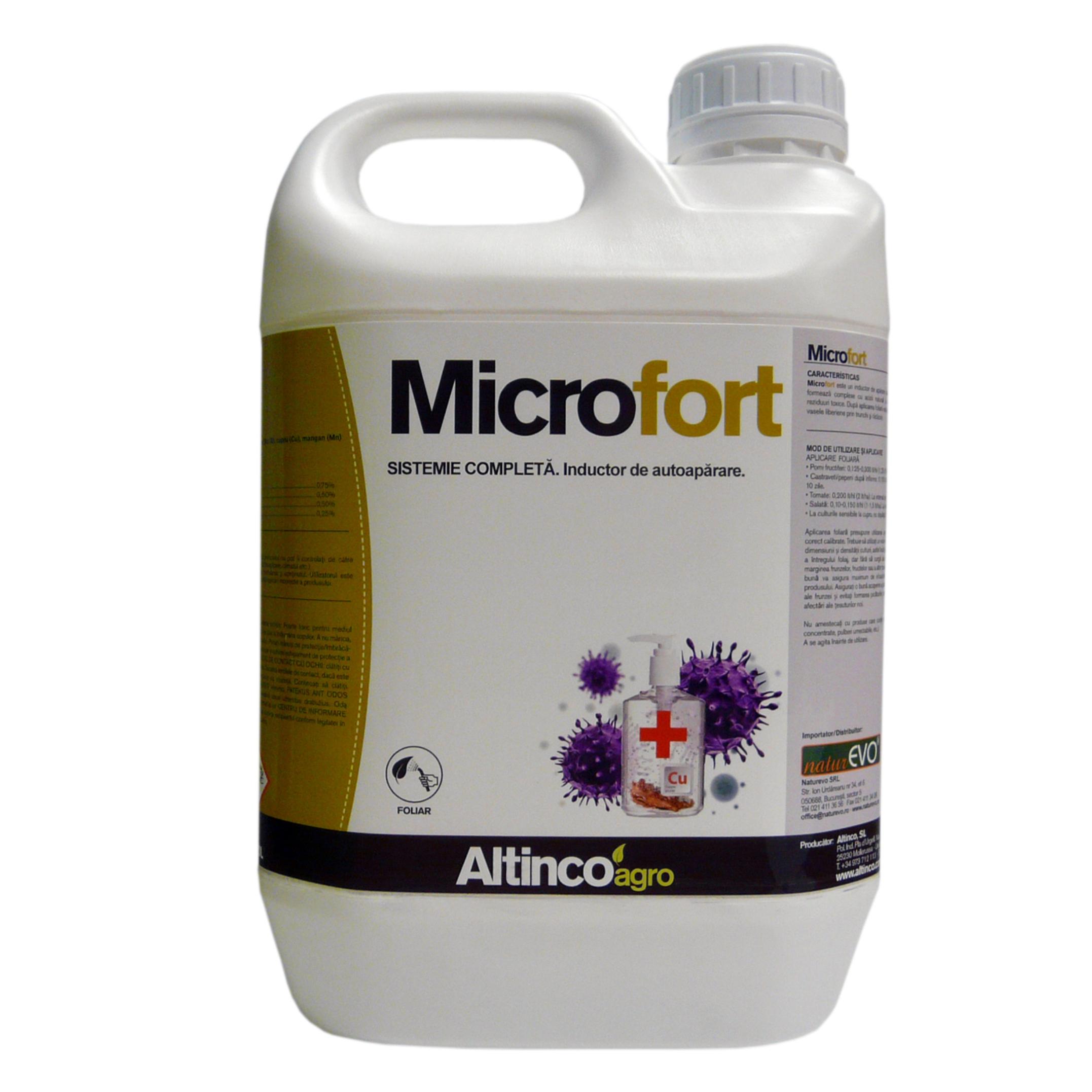 Microfort aliatul împotriva bacteriilor