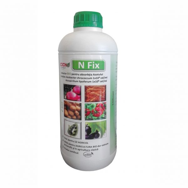 N FIX - Stimulează germinarea