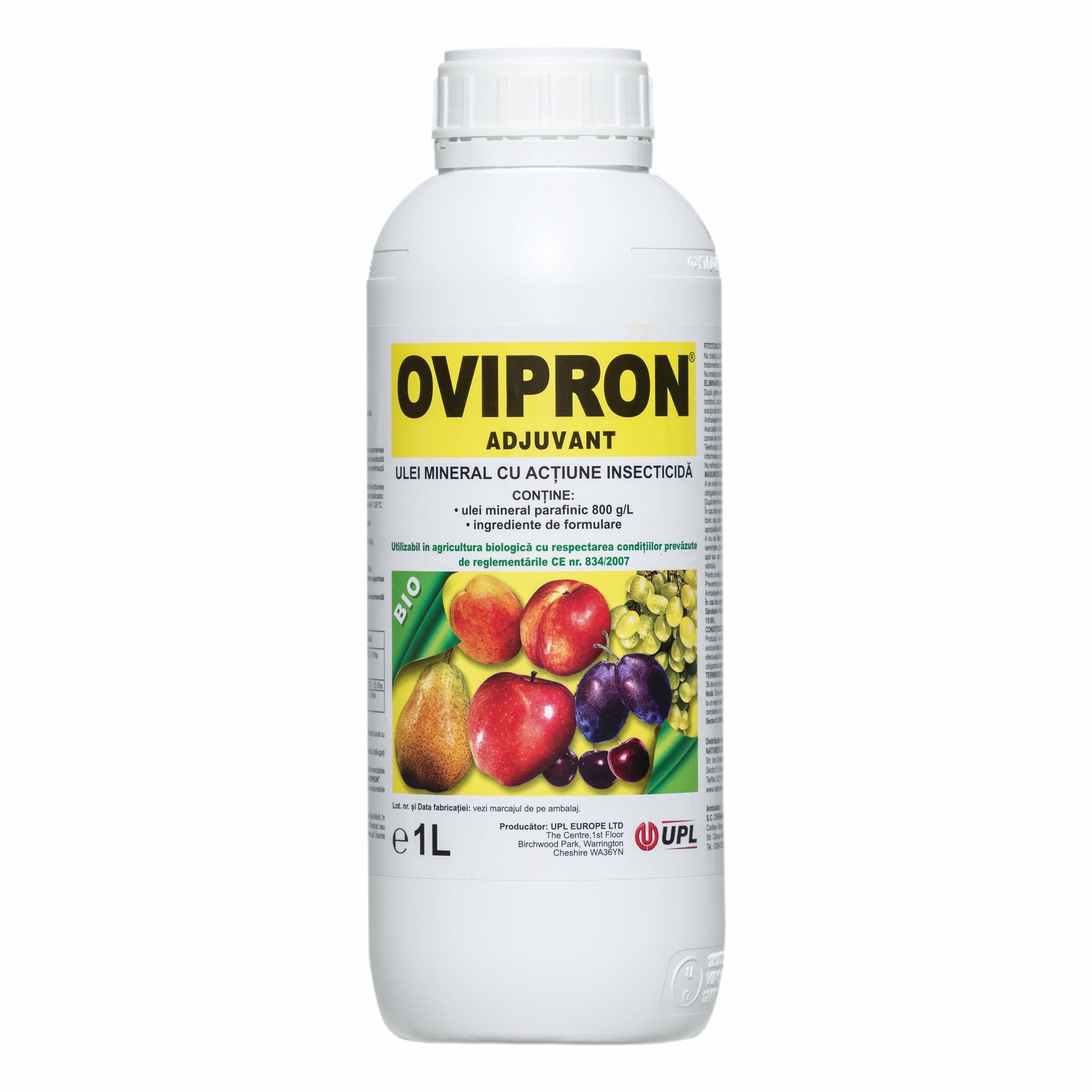 OVIPRON - Produs pe bază de ulei parafinic