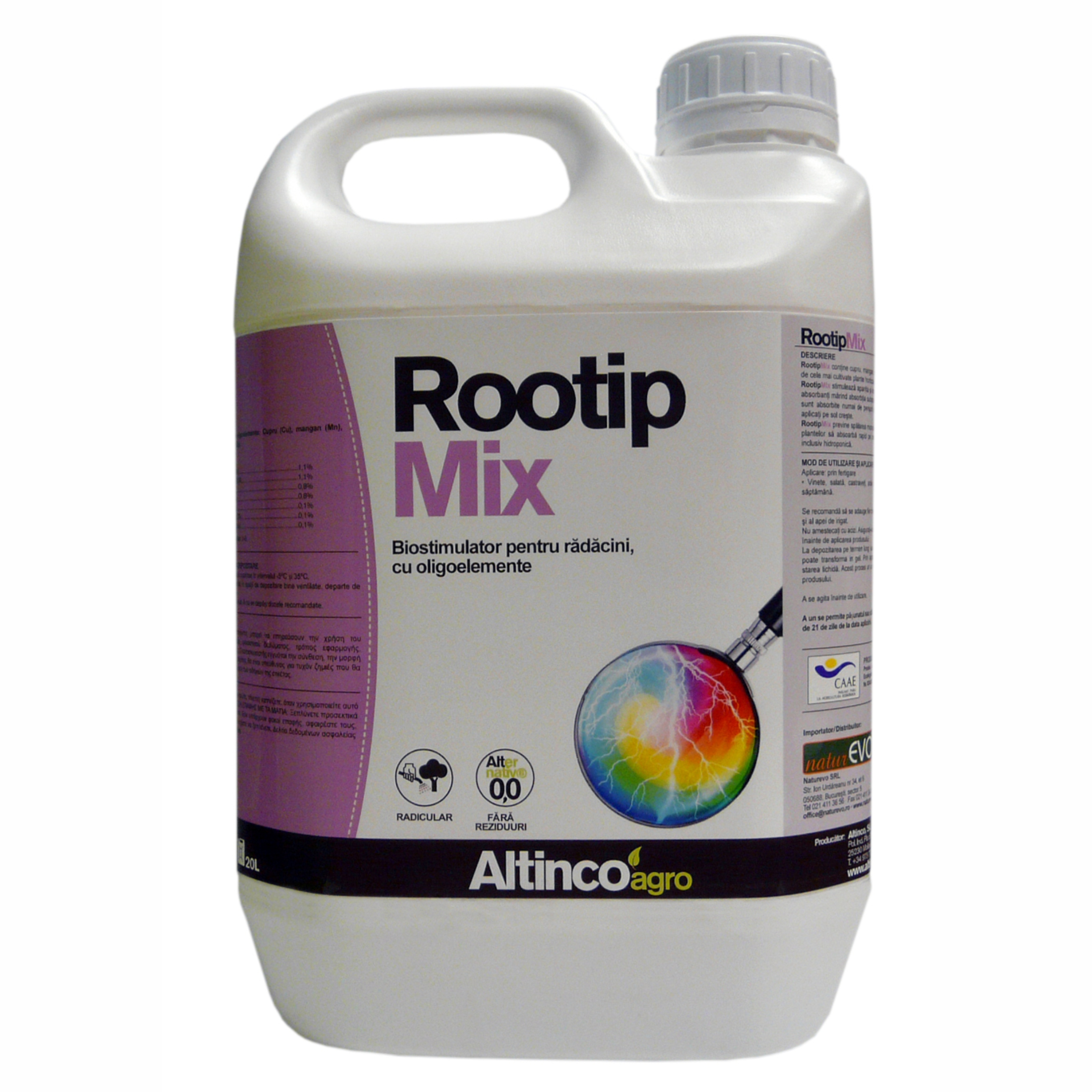ROOTIP MIX - Fertilizator EC