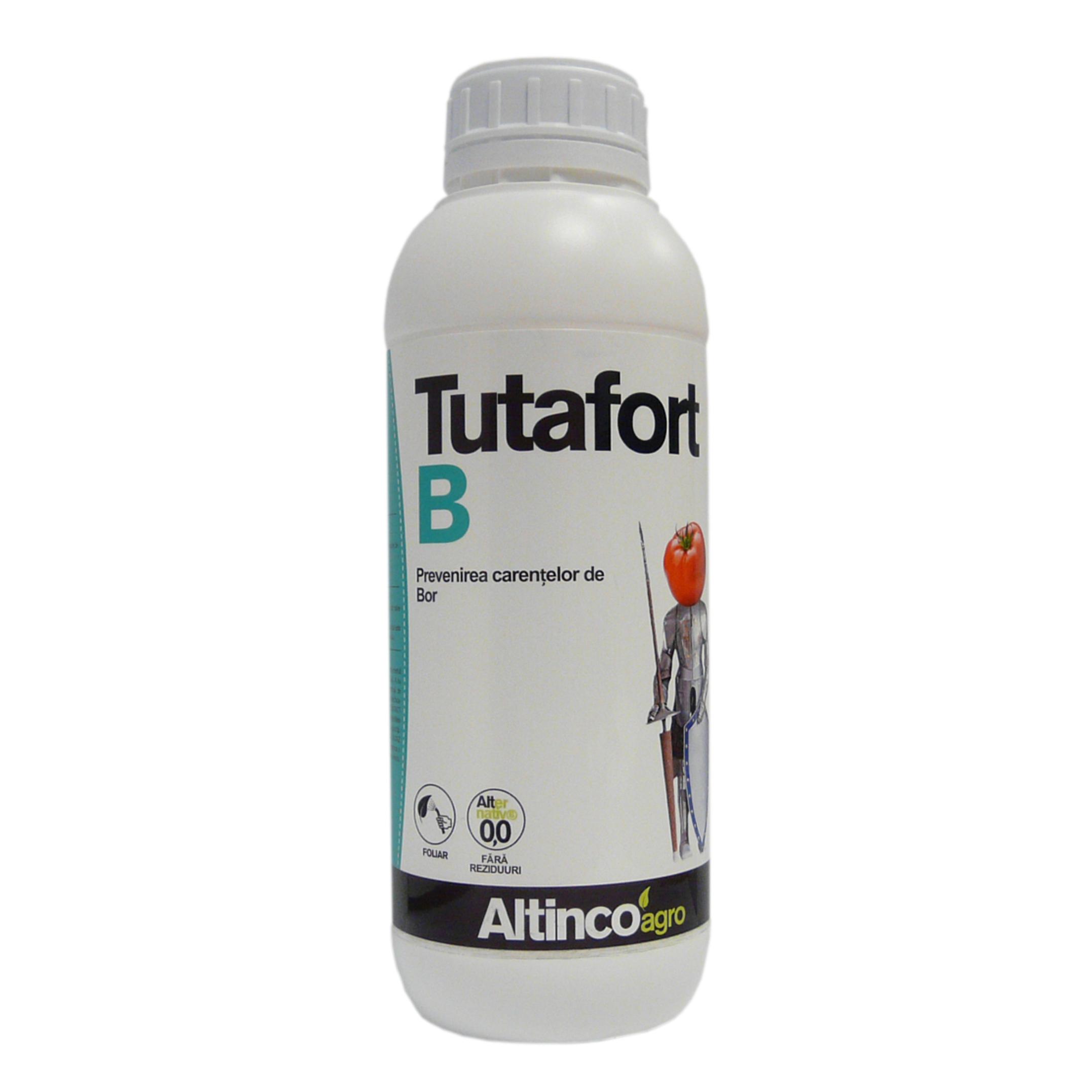 Tutafort B soluţie de fertilizant cu bor