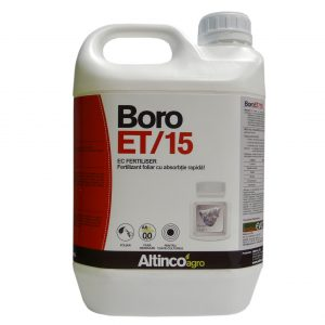 boro-et fertilizant foliar