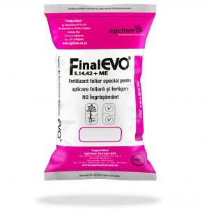 Finalevo fertilizant foliar